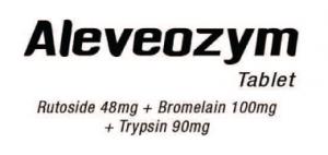 Aleveozym tablet