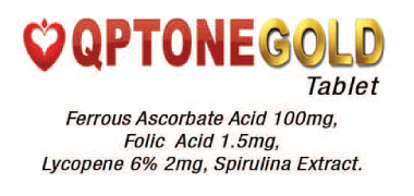 Qptone Gold tablet