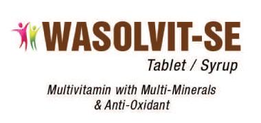 Wasolvit-SE Tabs/Syrup
