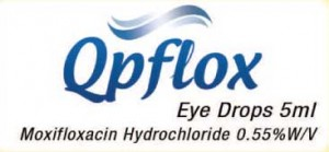 QPFLOX 5 ML  EYE DROP