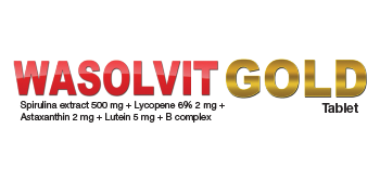 Wasolvit Gold Tablet