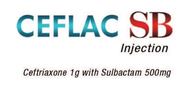 Ceflac SB injection