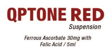 Qptone RED Suspension