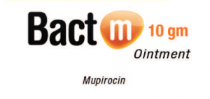 Bact M 10gm ointment