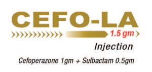 Cefo-LA 1.5 gm injection