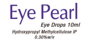 Eye pearl eye drops