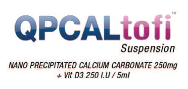 Qpcal Tofi Suspension