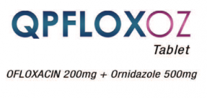 Qpflox OZ tablet