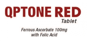 Qptone RED tablets