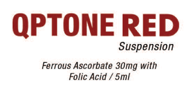 Qptone RED Suspension