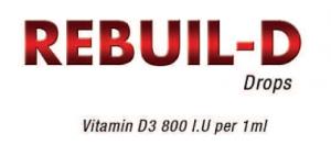 Rebuil-D drops