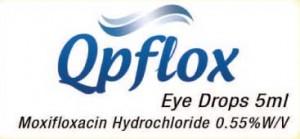 QPFLOX 5 ML  EYE DROP