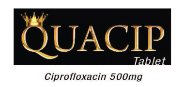 Quacip tablet